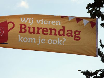 Burendag 28 september 2019