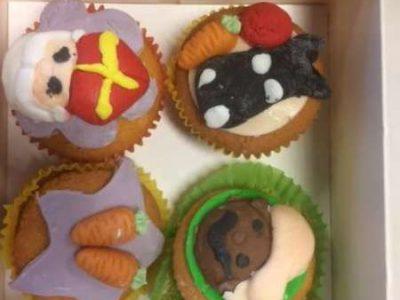 Foto's Sinterklaas Cupcakes